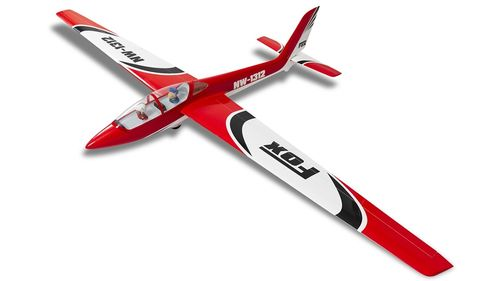 D-Power FOX - 215 cm Scale Segler voll-GFK ARF